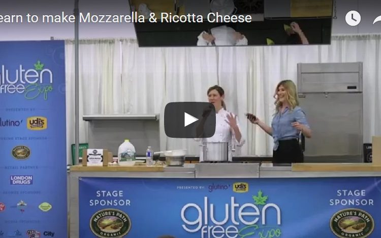 Making Mozzarella and Ricotta Cheese