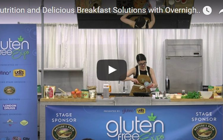Breakfast Solutions with Overnight Oats